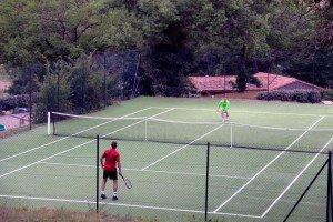 Tennis - Les Hameaux des Lacs