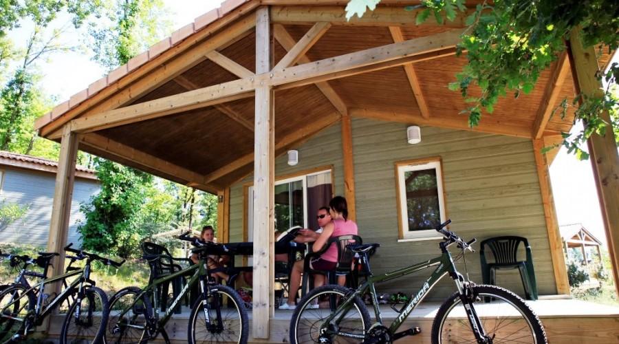 Location vacances tarn et garonne Hameaux des Lacs