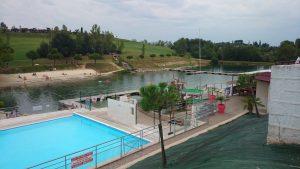Profitez d'un week-end Hameaux des Lacs avec Base de Loisirs proche Albi