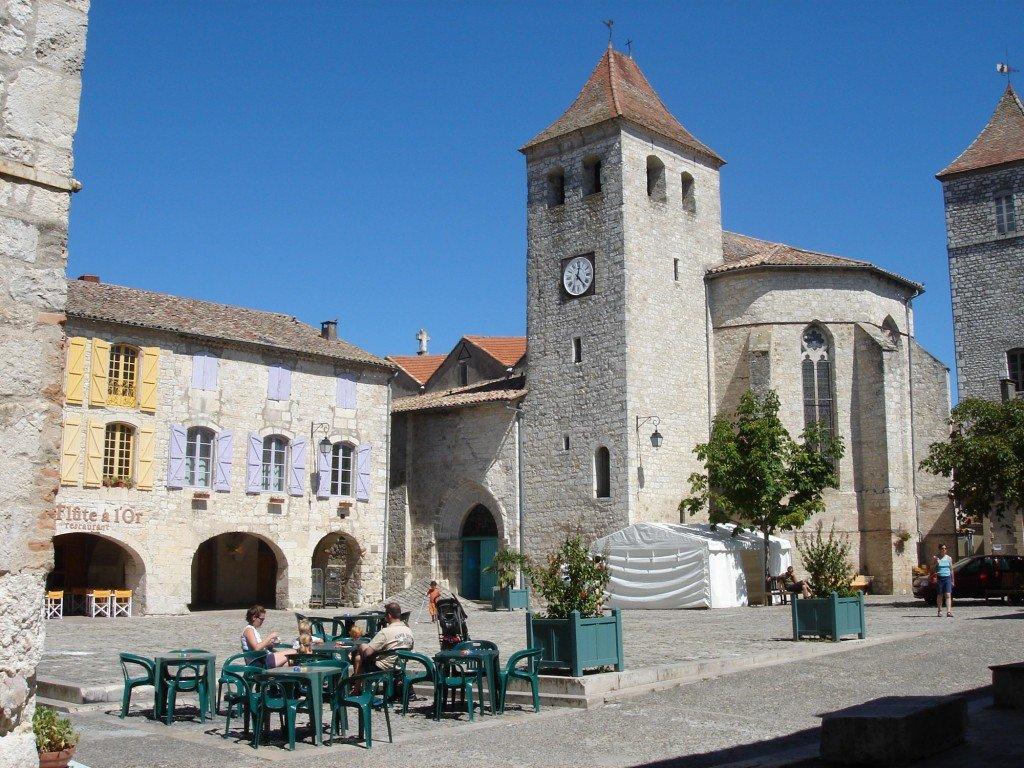 Camping Tarn et Garonne, Lauzerte pas cher