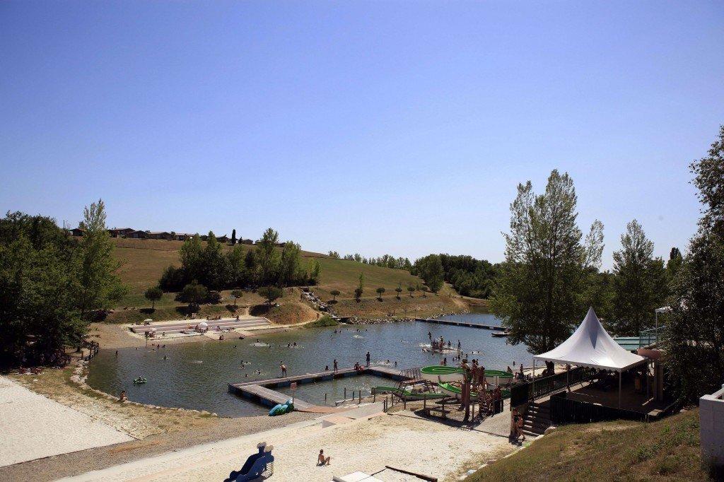 BasedeLoisir1-1024x682 Station der Aktivitäten der 3 Seen von Monclar