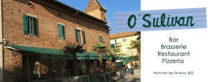 Brasserie_O'Sulivan_à_Monclar_de__Quercy Leisure and Activities – South of France, Occitania Region, nearby Toulouse, Occitania Region